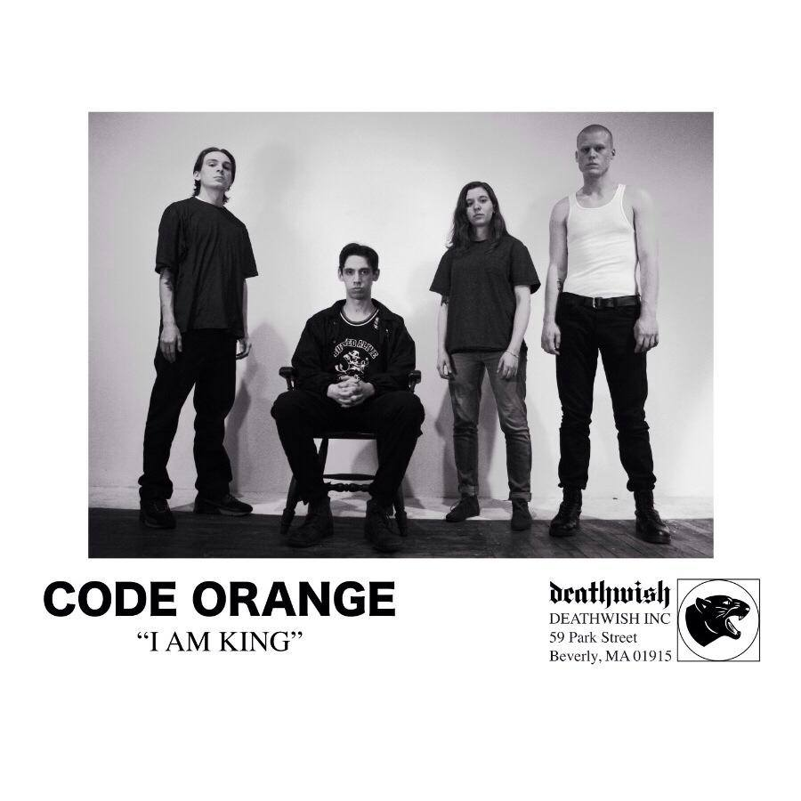 Deathwish Inc. stream the new Code Orange album in full