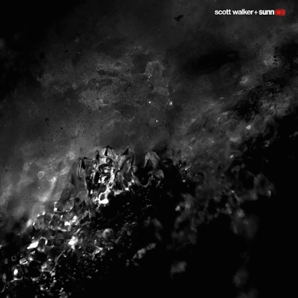 SUNNO))) reveal artwork of their collaboration album with Scott Walker