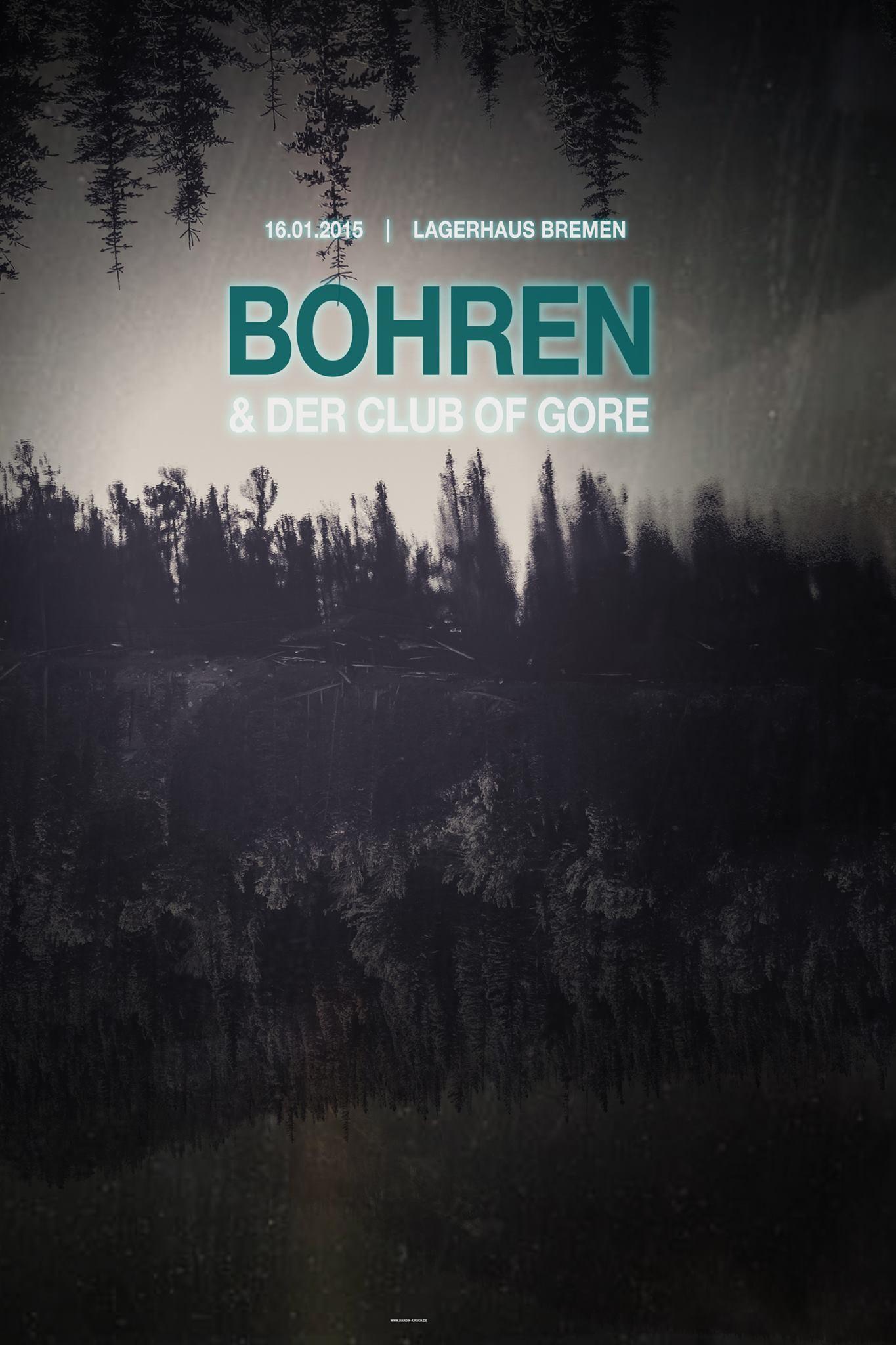 Show review: Bohren und der Club of Gore @Bremen