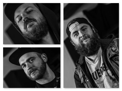 Band shoot: Mudhead, pt.1