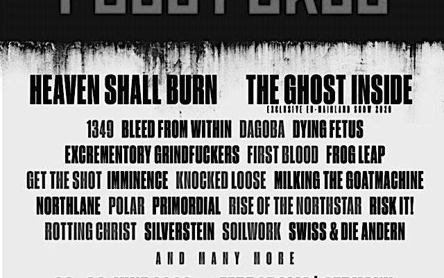 Heaven Shall Burn return to With Full Force in 2020
